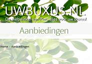 buxus aanbieding